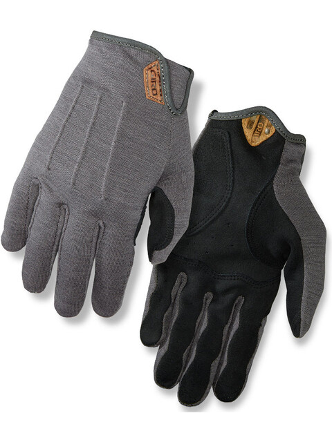 Giro D'Wool Gloves Men Titanium